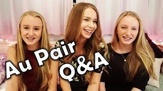 Au Pair in England? Q&A with the Kids
