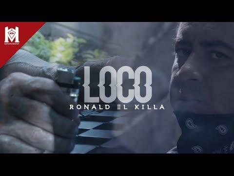 0 - Ronald El Killa - Loco (Official Video)
