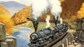 Life Is Like A Mountain Railroad--Patsy Cline & Willie Nelson -
