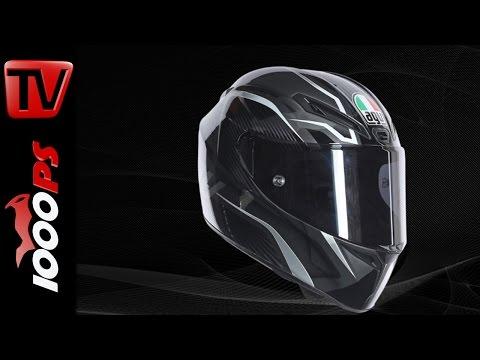 AGVisor LCD Visier Sonnenblende | Swiss-Moto 2015