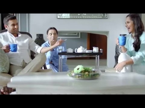 India Vs Pak Ad Featuring Sania Mirza & Shoaib Malik Is Going Viral!