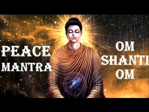 Peace Mantra : Om Shanti Om video