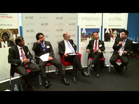 Asian trade strategies: Regional and global trade arrangements Session 1