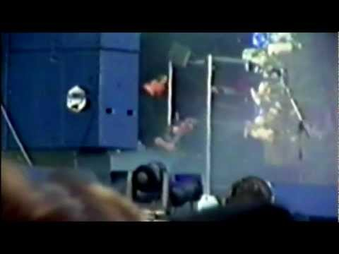 The Sisters of Mercy - Crystal Palace, London, 31.07.1993 (2 cam)
