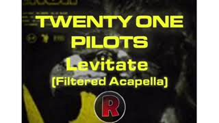 what is Tyler Joseph saying at the end of Levitate?