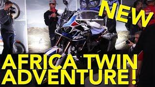 2018 Honda Africa Twin Adventure First Look