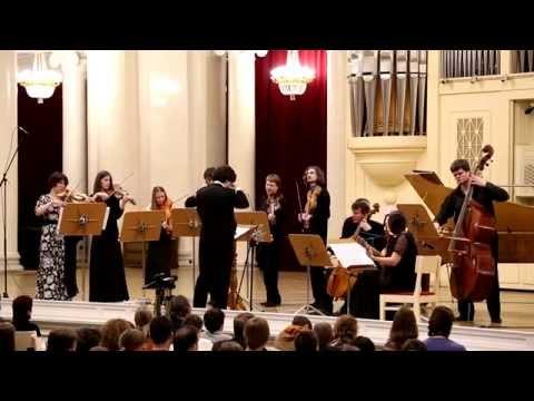 Бах Иоганн Себастьян - Концерт для альта и струнного оркестра