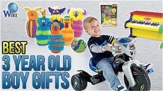 10 Best 3 Year Old Boy Gifts 2018