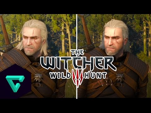 Witcher 3: Wild Hunt Graphics Comparison   PC vs PS4   Max Settings (60 FPS)   Gameplay & Review