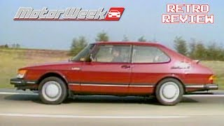 Retro Review: 1985 Saab 900 Turbo 16