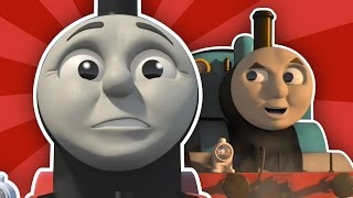 BEN HATES JAMES - Tug and Zeo Watch Thomas - Episode 2
