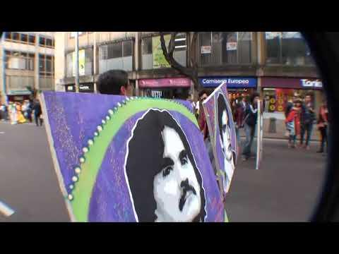 SIN OLVIDO - Día internacional del Detenido Desaparecido