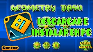 Descargar Geometry Dash Version 1.9 Full Para PC