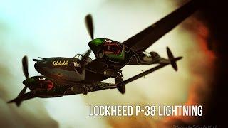 Lockheed P-38 Lightning - Teaser