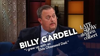 Download Billy Gardell Knows More Than A Little About Elvis 3Gp Mp4