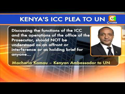 US, EU Rejects Kenya's Request To End ICC Cases