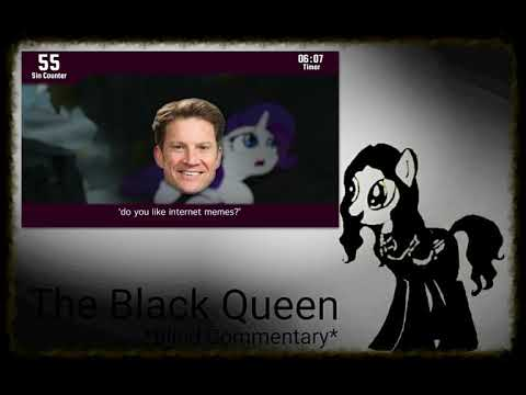 [Queen Reacts] Everything Wrong With MLP S4 E18 & My Little Pony The Movie