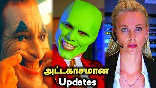 Today's 6 Updates From Saw   FF9   The Mask in Tamil