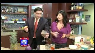 Ani Phyo Raw Food on San Diego FOX news