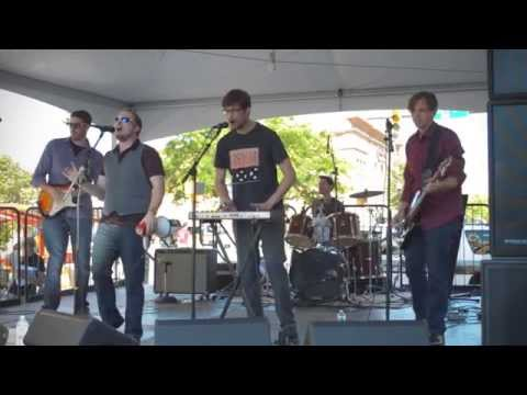 Noah Silver Band – Pool Hall (Live) – Clarendon Day '14