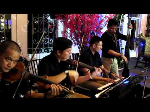 String Quartet Philippines Plays On The Wings of Love