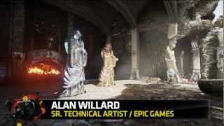 Unreal Engine 4 - GT.TV Exclusive Development Walkthrough