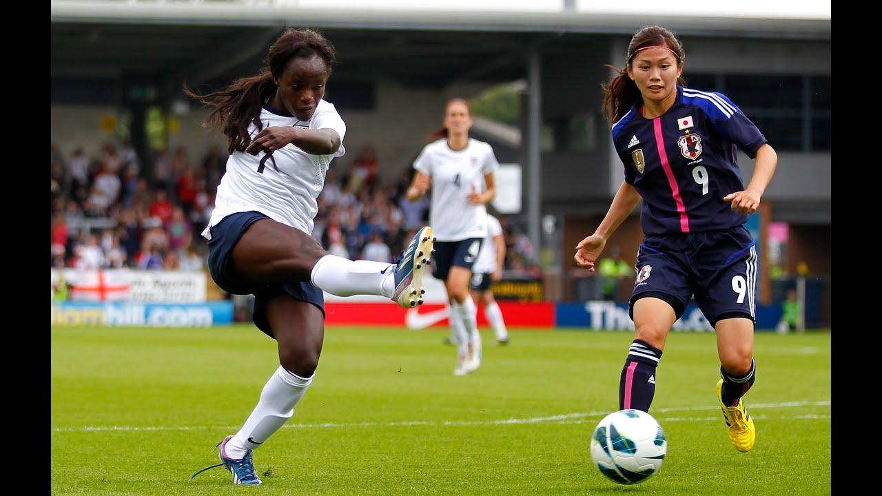 England Women vs Japan 1-1, European Championship warm-up ...