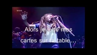 Bob Marley the Wailers IS THIS LOVE SOUS TITRES