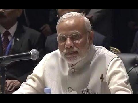 Narendra Modi Previews Coal Mining Projects