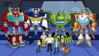 RB: Rescue Bot Academy : Future Rescue Bots