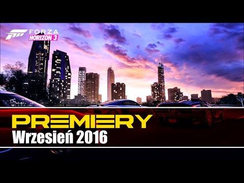 Premiery Września 2016