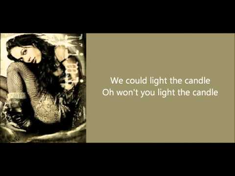 Rent - Light My Candle (lyrics on screen)