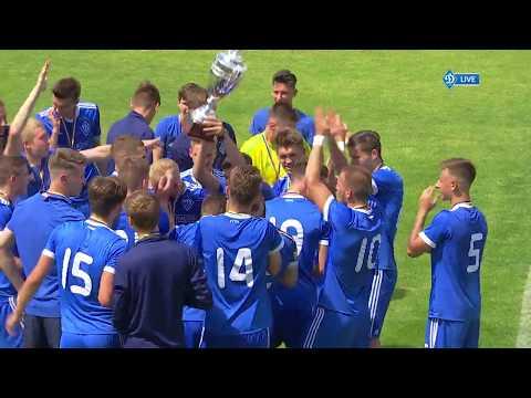 ДИНАМО Київ U-19 - ЧЕМПІОНИ! Церемонія нагородження!