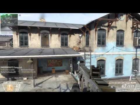 Black Ops 2: Diamond Vector Review [BO2 Gameplay]