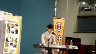 Abin 方炯鑌 - 不必在乎我是誰 [Doesnt Matter Who I Am] @ Sg Wang on 7 March 2010