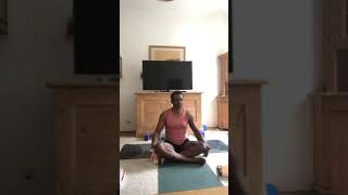 Balancing Pranayama and practice 50 min April 2020