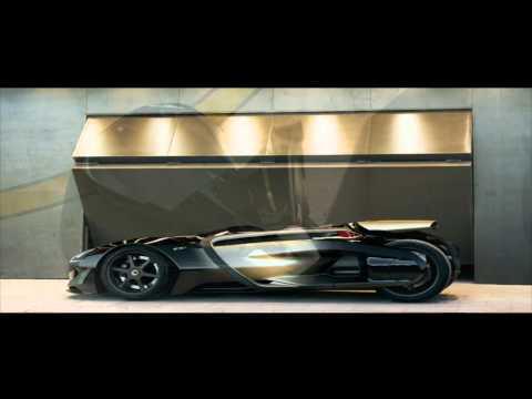 Short Circuit : Peugeot's Bugatti beater - Peugeot EX1