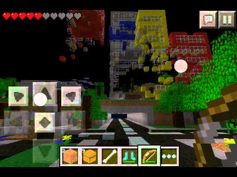 Explosive arrow mod for MCPE 7.1 iOS fixed