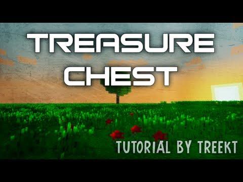 Jak używać i wgrać plugin TreasureChest na serwerze Minecraft (Bukkit)