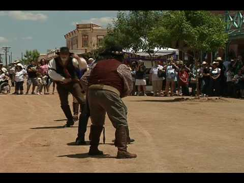 Wyatt Earp Days in Tombstone