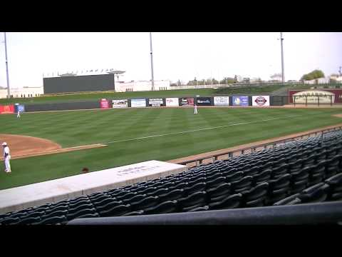 Surprise Stadium is listed (or ranked) 1 on the list The Coolest Cactus League Spring Training Stadiums