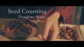 [ASMR] 1-100 Seed Counting