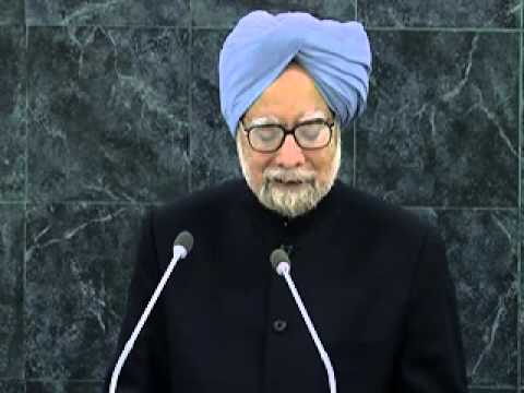 PM Manmohan Singh addressing the 68th Session of United Nations General Assembly (Part-2)