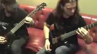 Daath Shred Electric Guitar on FPE-TV