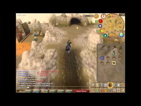 Runescape Farming Guide – Herbs [HD]