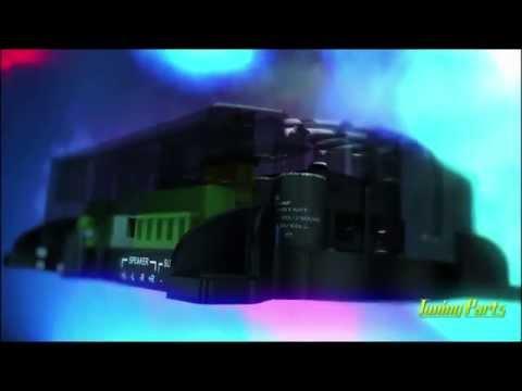 Amplificador Stetsom VS380 3 Vision