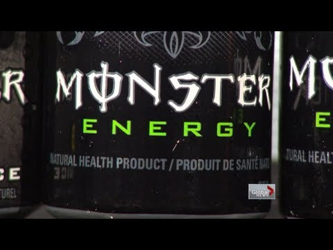 Links between energy drinks and death