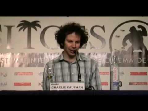Charlie Kaufman en Sitges 2008 (4 de 4)