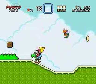 Super Mario World SNES Complete 6 24 YouTube