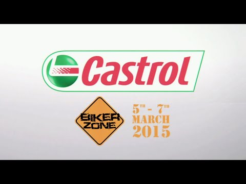 Bikers Zone.cz Castrol oils at Biker Zone
